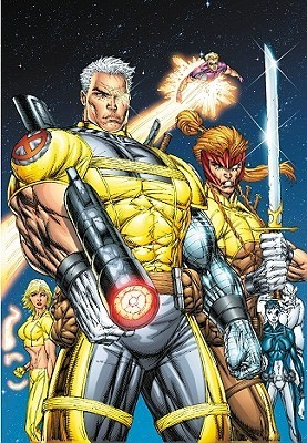 X-Force and Cable, Vol. 1: The Legend Returns Fabian Nicieza