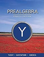 Prealgebra [With CDROM and Infotrac]  by  Alan S. Tussy