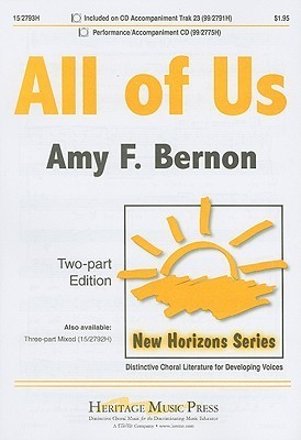 All of Us: Two-Part Edition Amy F. Bernon