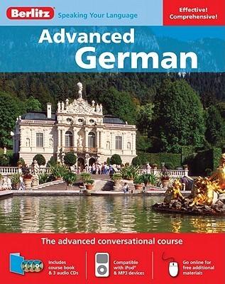 Advanced German (Berlitz Advanced) Berlitz Publishing Company