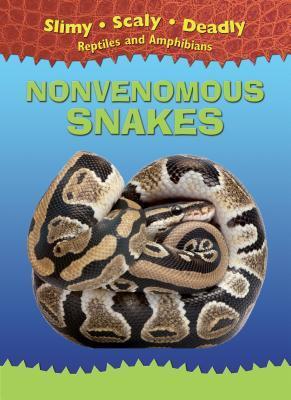 Nonvenomous Snakes Tim Harris