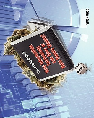 Sink or Swim Report: How Information Technology Can Save or Ruin Supply Chains?  by  Vivek Sood