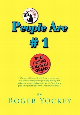 People Are # 1  by  Roger Yockey