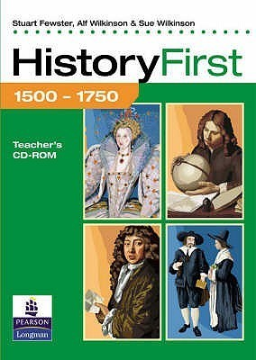 History First 1500 1750: Pupils Book  by  Stuart Fewster