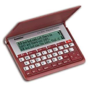Bookman Electronic Bible-KJV Anonymous