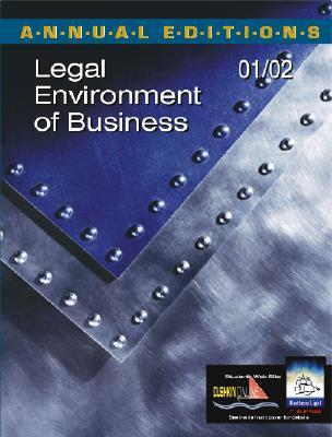 Annual Editions: Legal Environment of Business 01/02  by  Kurt Stanberry