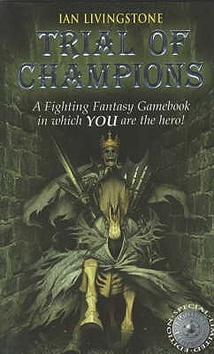 Trial Of Champions Ian Livingstone