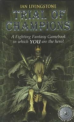 Trial Of Champions Ian Livingstone