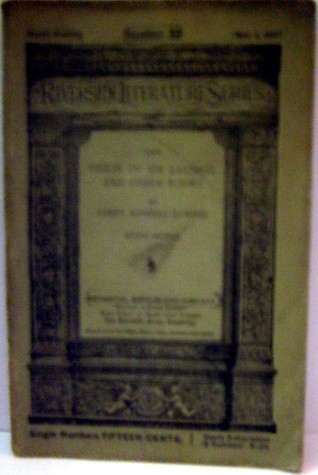 Vision of Sir Launfal and Other Poems  by  James Russell Lowell