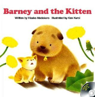 Barney and the Kitten [With CD] Hisako Madokoro