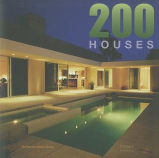 200 Houses  by  Mark Cleary