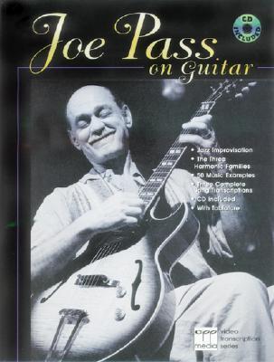 Joe Pass on Guitar [With CD] Joe Pass