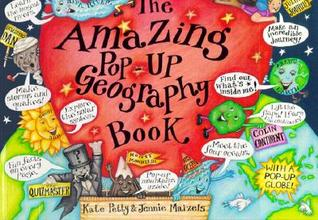The Amazing Pop-Up Geography  Book Kate Petty