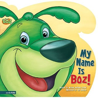 My Name Is Boz! Michael Anthony Steele