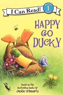 Happy Go Ducky  by  Jackie Urbanovic