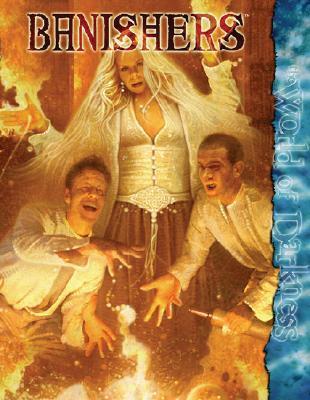 Mage Banishers  by  Jackie Cassada