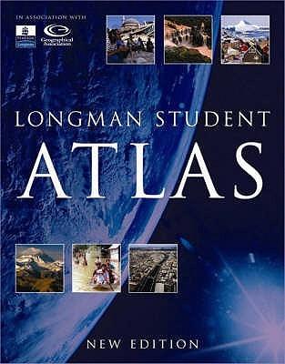 Longman Student Atlas  by  Olly Phillipson