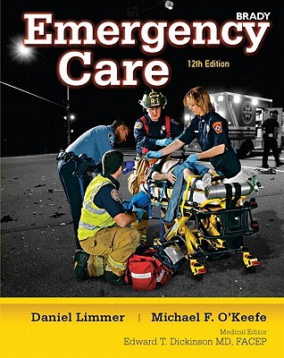 Emergency Care Paper Version [With CDROM]  by  Daniel J. Limmer