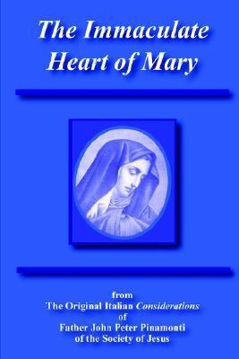 The Immaculate Heart of Mary  by  John Peter Pinamonti