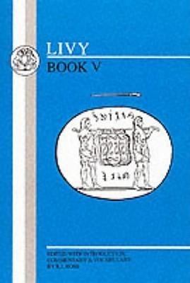 Livy: Book V  by  Titus Livy