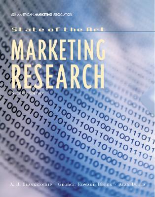 State of The Art Marketing Research Albert Blankenship