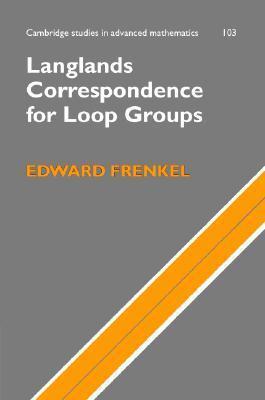 Langlands Correspondence For Loop Groups Edward Frenkel