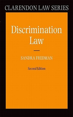 Equality and Discrimination Law Sandra Fredman