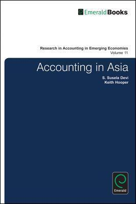 Accounting in Asia  by  Shahzad Uddin