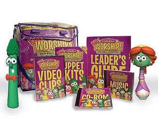 VeggieTales Kids Worship! Unit 2 - Wild Bible Adventures: For Childrens Church or Large-Group Programming  by  Big Idea Inc.