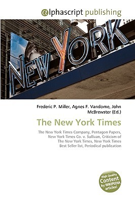 The New York Times  by  Frederic P.  Miller