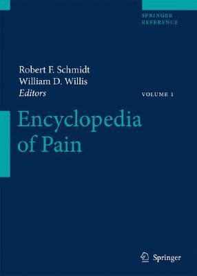 Encyclopedia Of Pain  by  Robert F. Schmidt