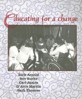 Educating for a Change  by  Rick Arnold