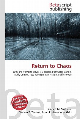 Return to Chaos  by  NOT A BOOK