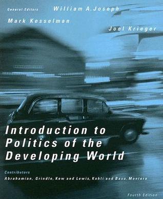 Introduction to Third World Politics William A. Joseph