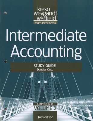 Study Guide I, Chapters 1-13, to Accompany Accounting Principles, Fourth Edition Douglas W. Kieso
