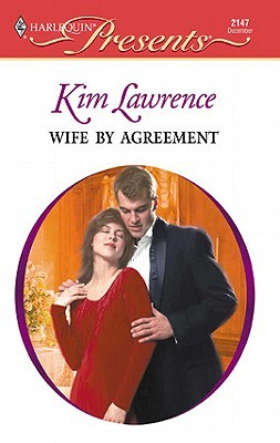 Wife  by  Agreement by Kim Lawrence