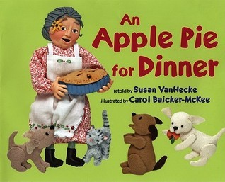 Apple Pie for Dinner, An  by  Susan VanHecke