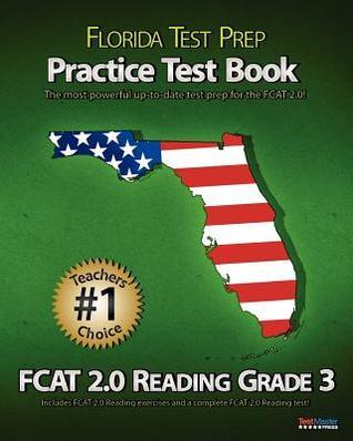 Florida Test Prep FSA Practice Test Book English Language Arts Grade 3: Covers Reading, Language, and Listening  by  Test Master Press Florida