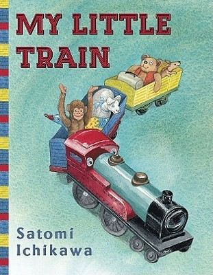 My Little Train Satomi Ichikawa