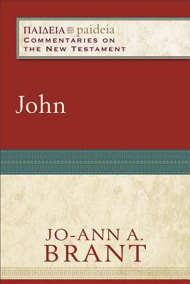 John  by  Jo-Ann A. Brant