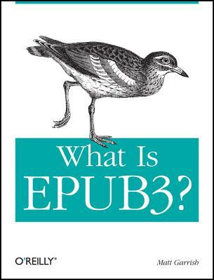 What Is EPUB 3? An Introduction to the EPUB Specification for Multimedia Publishing  by  Matt Garrish