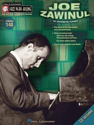 Joe Zawinul [With CDROM] Hal Leonard Publishing Company