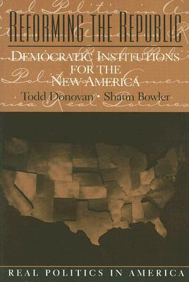 Texas Module for State and Local Politics: Institutions and Reform  by  Todd Donovan