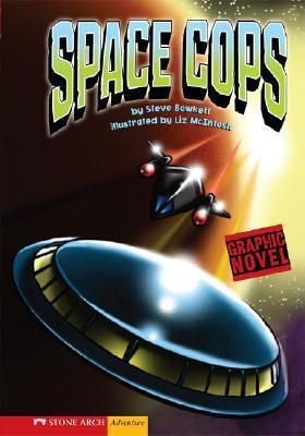 Space Cops Steve Bowkett