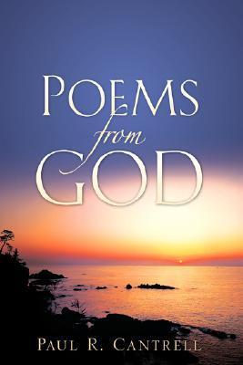 Poems from God  by  Paul Cantrell