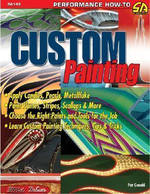 Custom Painting  by  Pat Ganahl