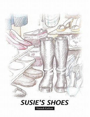 Susies Shoes  by  Hannah Karlson