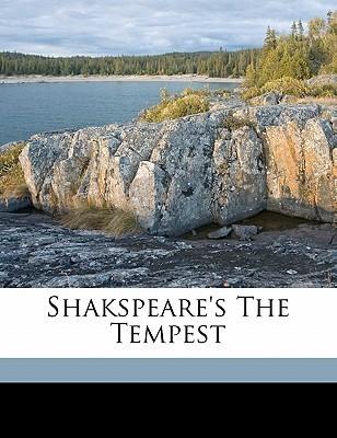 Shakspeares the Tempest William Shakespeare
