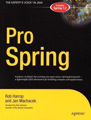 Pro Spring Rob Harrop