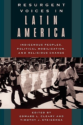 Conflict And Competition: The Latin American Church In A Changing Environment Edward L. Cleary